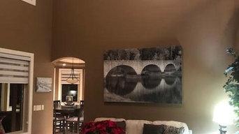 Calgary | Traditional | Custom Home | Paint Design
