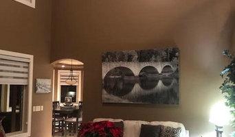 Calgary   Traditional   Custom Home   Paint Design