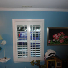 Plantation Shutters In New Bern Nc