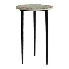 Menta Terrazzo End Table