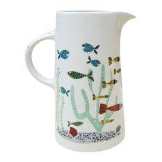 Fish Milk Jug, 18.5 Cm