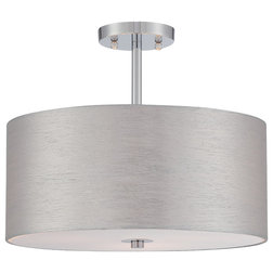 Contemporary Flush-mount Ceiling Lighting by Buildcom