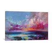 """""""Arran Glow Gallery"""" by Scott Naismith, 40x26x1.5"""""""