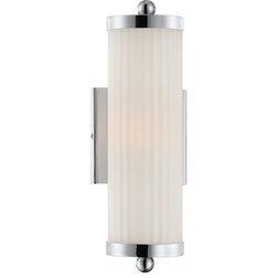 Transitional Bathroom Vanity Lighting by HedgeApple