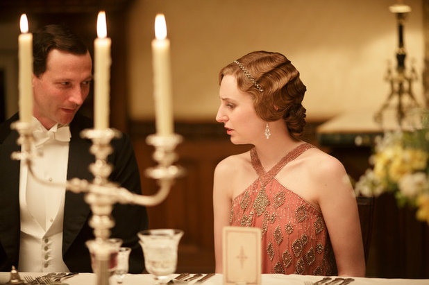 Explore the Dapper Digs and Resplendent Regalia of Downtown Abbey