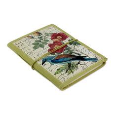 Kingfisher Memoirs Handmade Paper Journal