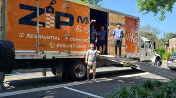 Local Moving in Washington, D.C.
