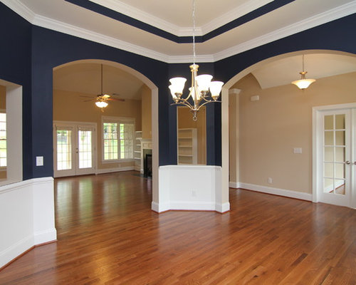 Best Sherwin Williams Naval Home Design Design Ideas &amp Remodel Pictures Houzz - Best Dining Room Paint Colors