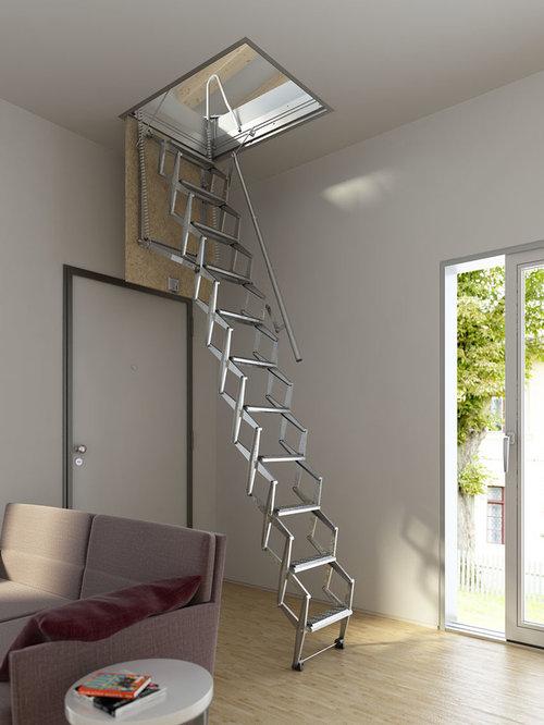 Escaleras Plegables para Altillos