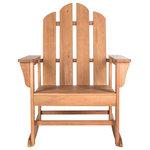 Mopani Chair Transitional Adirondack Chairs By Safavieh