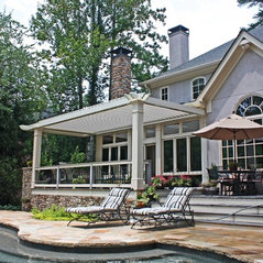 Arcadia Louvered Roof: Variety Of Installation Types. 55 Photos. Large  Installations Of Adjustable Patio Covers
