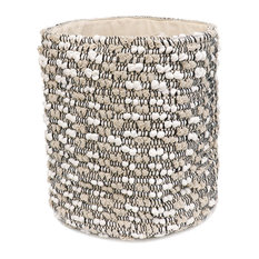 Pasargad Home Grand Canyon Collection Cotton Basket