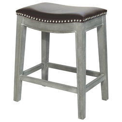 Farmhouse Bar Stools And Counter Stools by New Pacific Direct Inc.