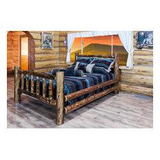 Glacier Country Queen Bed