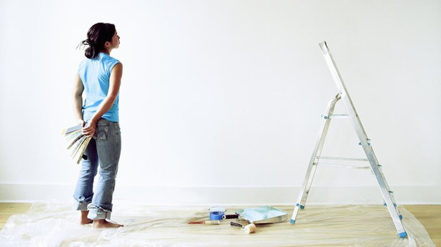 How Do I … Save Money on Painting My First Home