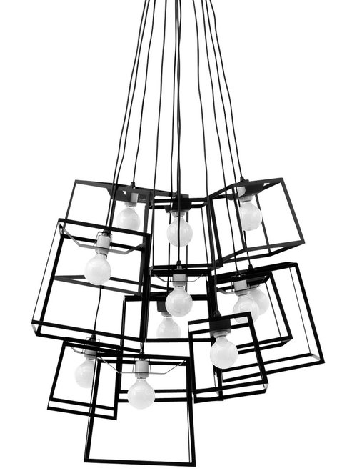 Chandalier Wire Diagram Two