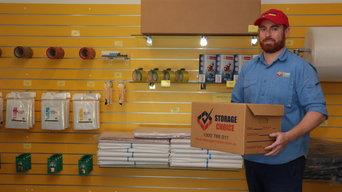 Brand New Storage Spaces Online