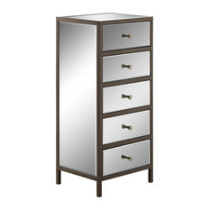 OSP Home Furnishings - Marquis Vertical Cabinet - Dressers