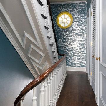 Prospect Heights Brownstone - Hallway