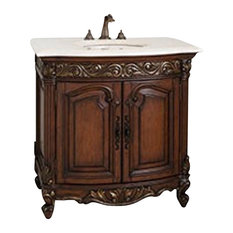Ambella Home Collection Provincial Petite Sink Chest