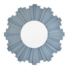 Starlight Mirror, Smoked Glass, 80 cm