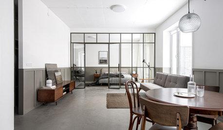Houzz тур: 57 кв.м — апартаменты в доходном доме конца XVIII века