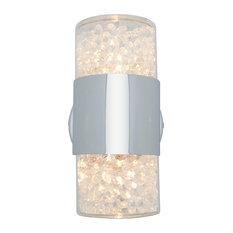 Bathroom Vanity Light Crystals Bathroom Vanity Lights Houzz