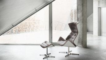 Lounge-Sessel 808