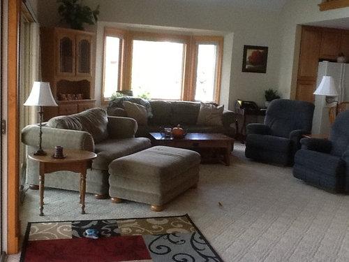 New House Overlooking Lake. Need Furniture Help