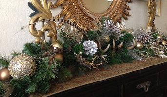 Christmas Garland Aspen Gold