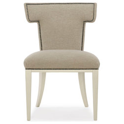 Contemporary Dining Chairs by Caracole