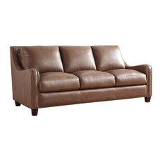 Randall Top Grain Leather Sofa