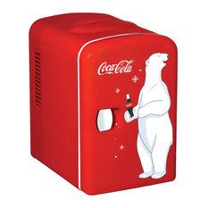 Koolatron Coca-Cola Personal Mini Fridge