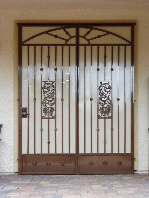 Revere   Patio Security Door   Front Doors