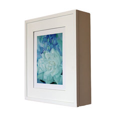 Wall-Mount Picture Perfect Medicine Cabinet, White