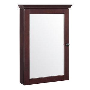 Kohler 1 Door Medicine Cabinet W Oil Rubbed Bronze Framed