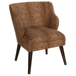 Transitional Armchairs And Accent Chairs by Skyline Furniture Mfg Inc