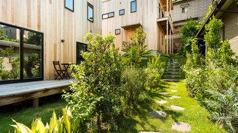 茅木山の家