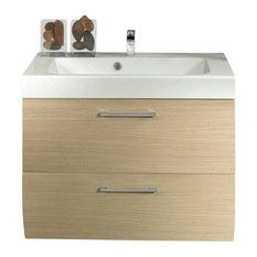 "31"" Vanity Cabinet With Ceramic Sink"