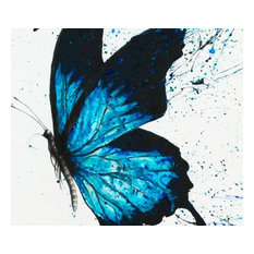 """Butterfly Dreams"" 31.25x43.25 Framed Limited Fine Art Paper Print"