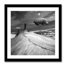 Tamer, Framed Giclee Art Print