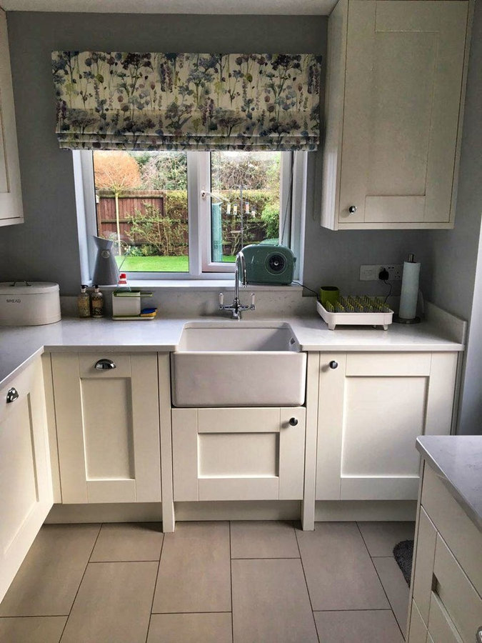 Hampstead Shaker Style Kitchen