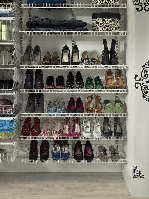 Attractive ClosetMaid ShelfTrack