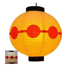 Durable Paper Lantern Japanese Style Restaurant Hanging Decor D