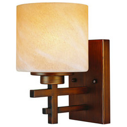 Fresh Craftsman Wall Sconces by Lampclick