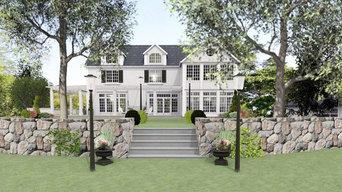 New England House - Österåker