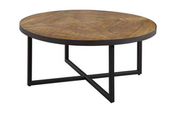 Emerald Home Denton Round Cocktail Table