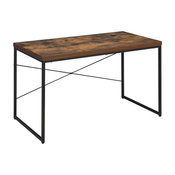 Acme Bob Desk, Weathered Oak