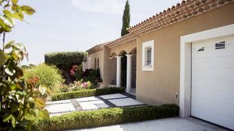 Villa d'architecte - Tourbes (34120)