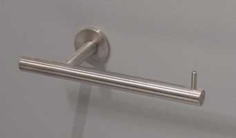 stainless steel bathroom hardware